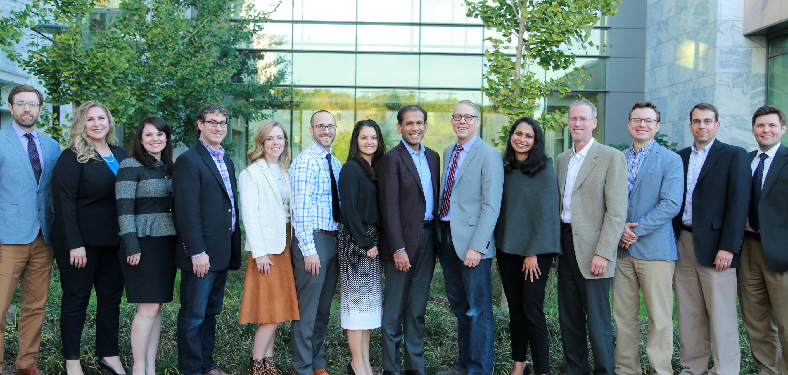 CCRC Team Photo